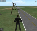 Electric System Damage Survey Training: An Immersive 3D Training Environment for Utility Workers